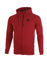 Толстовка мужская Under Armour Rival Fleece Full-Zip