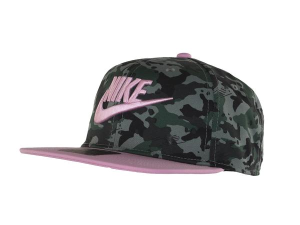 Кепка (бейсболка) Nike True Cap Camo 2