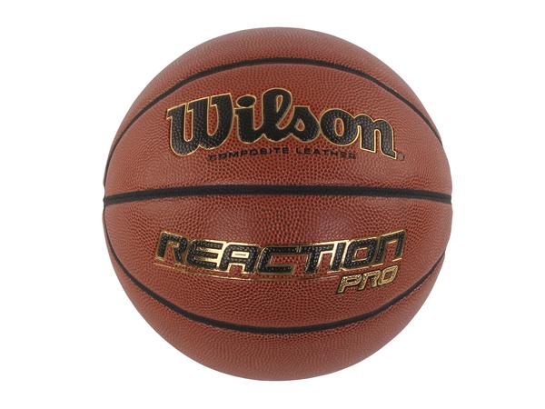 Мяч баскетбольный Wilson Reaction Pro 295