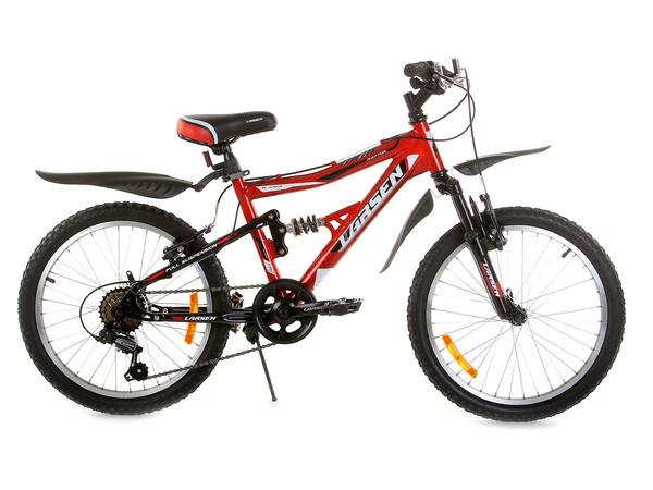 """Велосипед горный детский Larsen Raptor 20"""""""