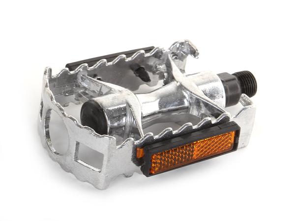 Комплект алюминиевых педалей Vinca Sport VP 04А  95*65 мм