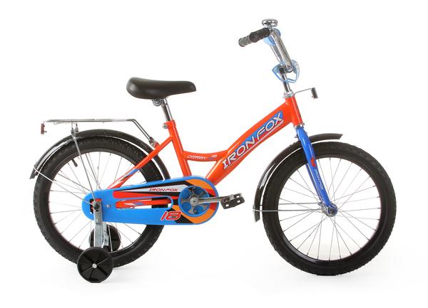 "Велосипед детский Iron Fox Derby 18"""