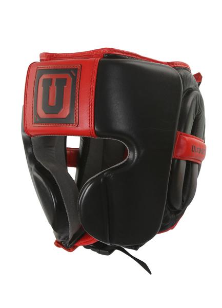 Шлем боксерский мексиканского стиля одноразмерный Ultimatum Boxing Gen3Mex