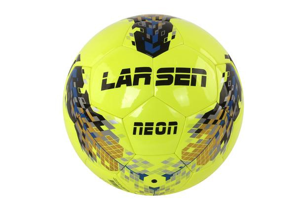 Мяч футбольный Larsen Neon
