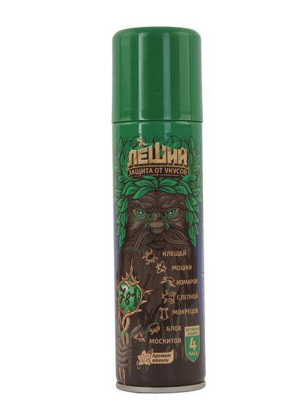 Репеллент Леший 7 в 1 защита от кровососущих насекомых и клещей 150 мл