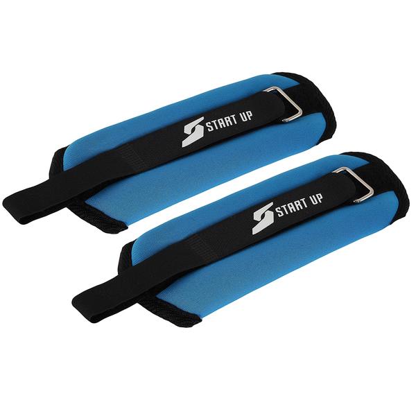 Утяжелители для рук и ног Start Up 2 х 1 кг