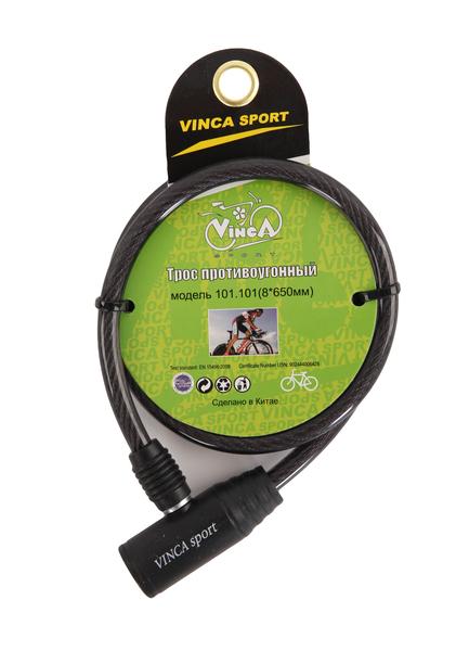 Велозамок Vinca Sport VS 101.101 (D 8 мм)