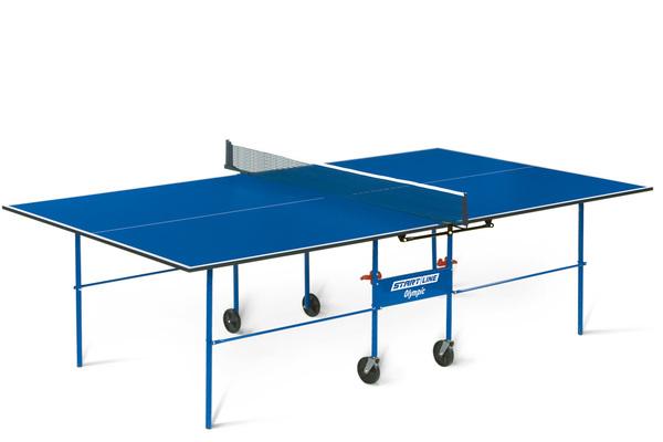 Стол для настольного тенниса Start Line Olympic (без сетки)