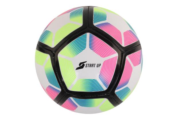 Мяч футбольный Start Up E5126 multicolor