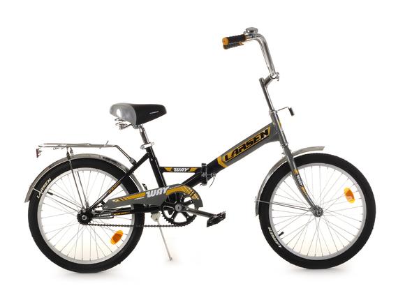 """Велосипед дорожный складной Larsen Way 20"""""""