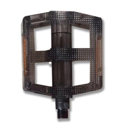 Комплект пластиковых педалей Vinca Sport VP 855 104x95 мм