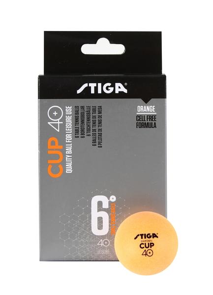 Мячи для настольного тенниса Stiga Cup ABS