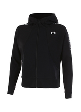 Толстовка женская Under Armour Microthread Ottoman Fleece Full Zip