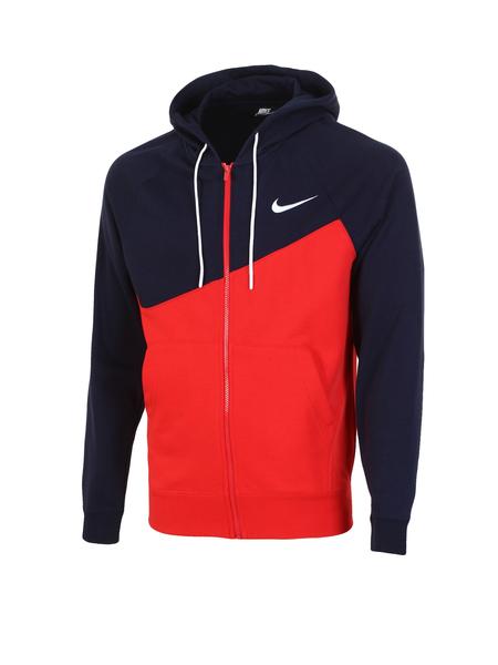 Толстовка мужская Nike Sportswear Swoosh Full-Zip Hoodie