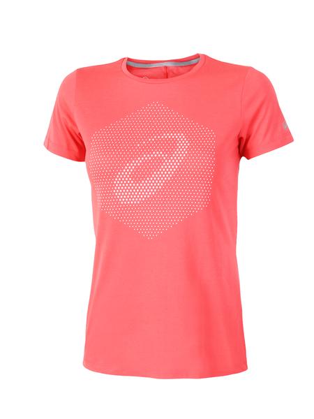 Футболка женская Asics Essential Cotton Blend GPX SS TOP