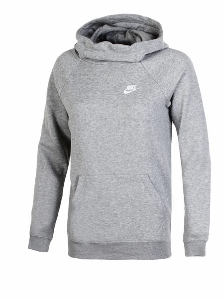 Толстовка женская Nike Sportswear Essential Funnel-Neck Fleece Pullover
