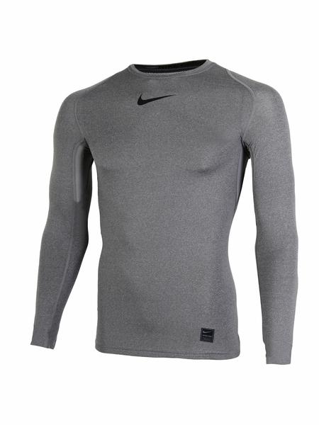 Футболка с длинны рукавом мужская Nike Pro Top компрессионная
