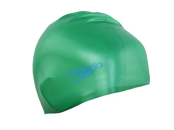 Шапочка плавательная детская Speedo Plain Moulded Silicone Junior Cap