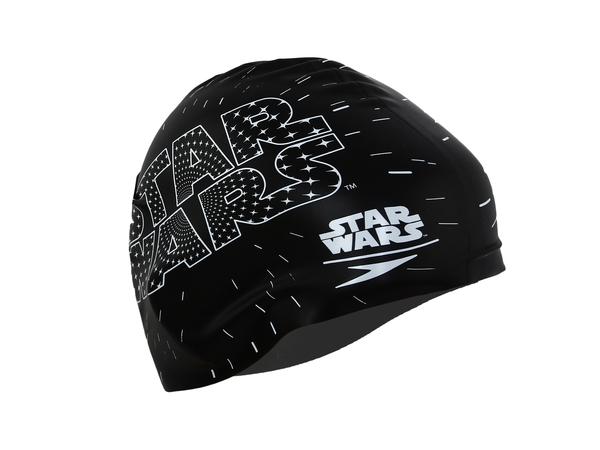 Шапочка плавательная детская Speedo Star Wars Slogan Junior Print Cap