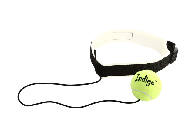 Эспандер боевой мяч Indigo Fight Ball 55 см