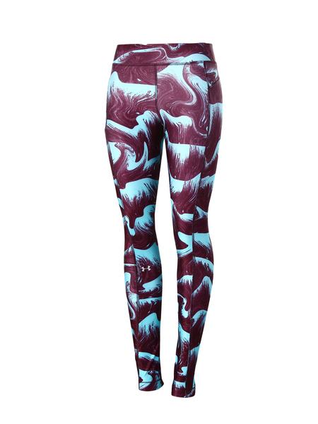 Лосины женские Under Armour HeatGear Printed Legging