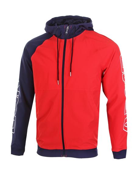 Толстовка мужская Under Armour Baseline FZ Woven Jacket