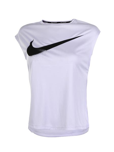 Футболка женская Nike Graphic Running Top