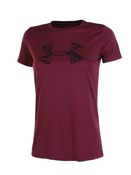 Футболка женская Under Armour Tech Graphic Ss Shirt