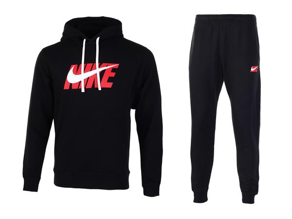 Костюм спортивный мужской Nike Sportswear Hooded Fleece Tracksuit