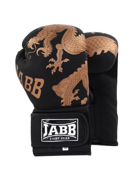Перчатки боксерские Jabb Asia Bronze Dragon / JE-4070