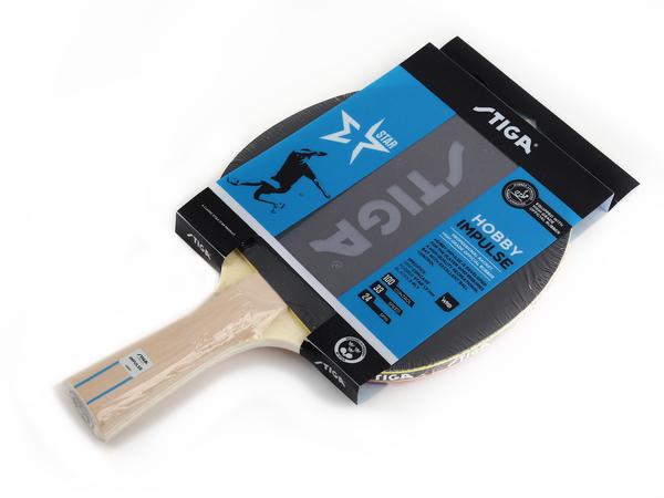 Ракетка для настольного тенниса Stiga Hobby Impulse WRB