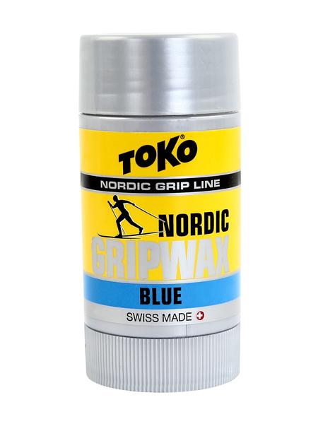 Мазь держанияя Toko Nordic Grip Wax Blue 25 г