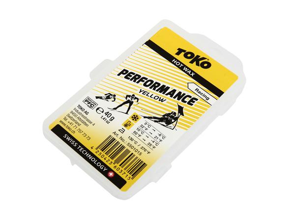Парафин Toko HF Performance yellow 40г