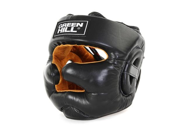 Шлем боксерский Green Hill Lux HGL-9049