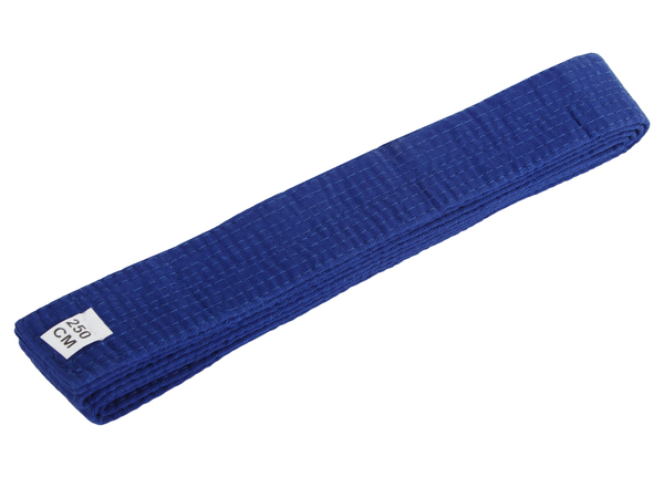 Пояс для кимоно Green Hill синий