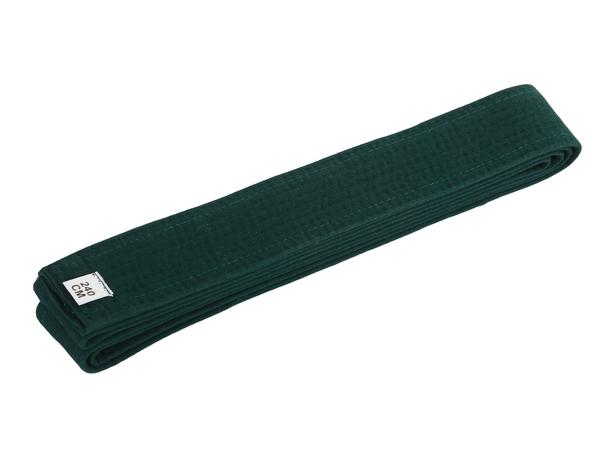 Пояс для кимоно Green Hill зеленый
