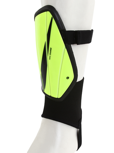 Щитки футбольные Nike Charge Kids' Soccer Shin Guards