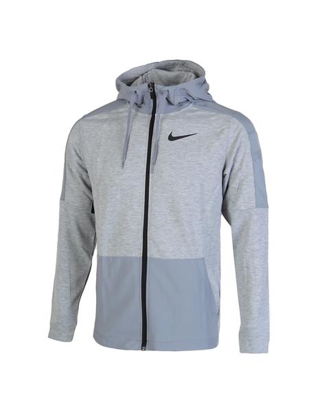Толстовка мужская Nike Dry HD LS FZ Fleece Plus