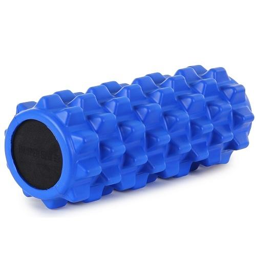 Цилиндр рельефный для фитнеса/йоги Harper Gym EG03 Ø13 см
