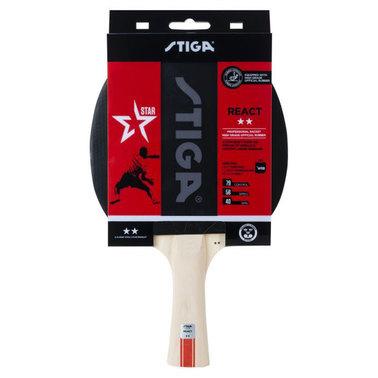 Ракетка для настольного тенниса Stiga 2-star React WRB 1,9 мм