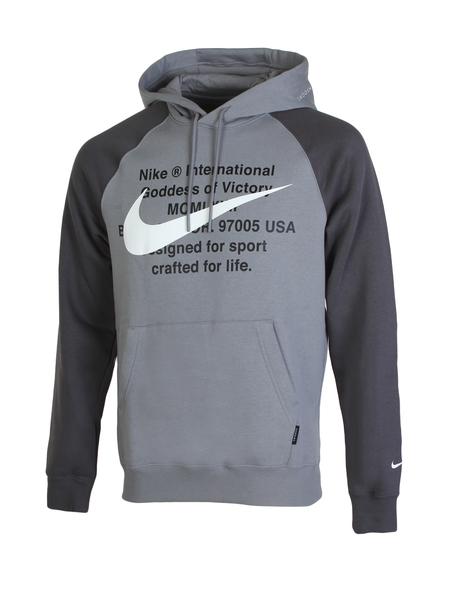 Толстовка мужская Nike Sportswear Swoosh Men's Pullover Hoodie