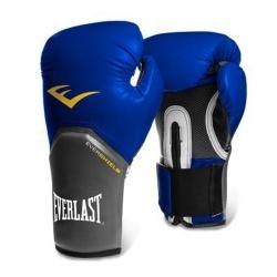 Перчатки боксерские Everlast Pro Style Elite синие