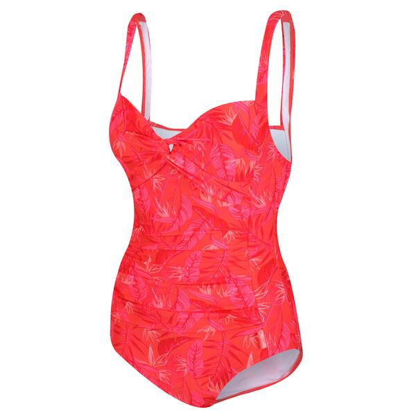 Купальник женский Regatta Flavia Costume красный