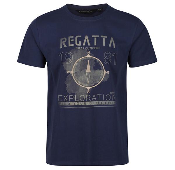 Футболка мужская Regatta Cline III