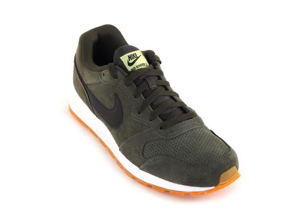Кроссовки мужские Nike MD Runner 2 Suede