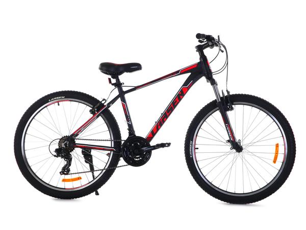 """Велосипед горный Larsen Avantgarde 1.0  26"""" чёрный/красный"""