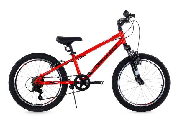 Велосипед подростковый Forward UNIT 20 2.0 красный