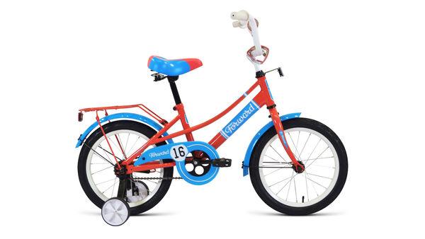 Велосипед детский Forward AZURE 16
