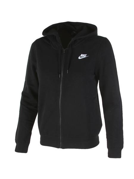Толстовка женская Nike NSW CLUB FLC HOODIE FZ