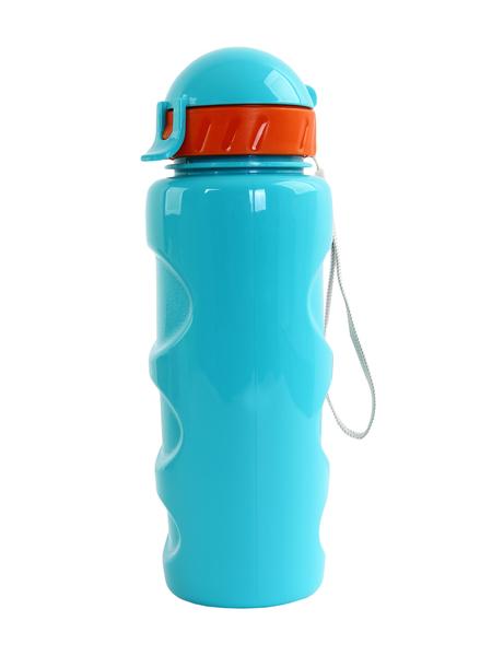 """Бутылка для воды BOOL-BOOL """"LIFESTYLE"""" со шнурком, 500 ml. голубая"""